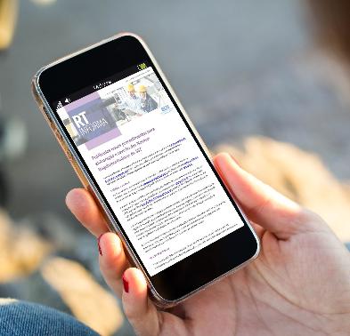 Publicados novos procedimentos para elaboração e revisão das Normas Regulamentadoras de SST
